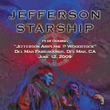 "JEFFERSON STARSHIP: Performing ""Jefferson Airplane @ Woodstock"" (2009); Bear Rec"
