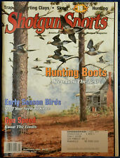Rare Vintage Magazine SHOTGUN SPORTS SEPTEMBER 1997 !GUN SPEED Know the Limits!