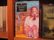Such a Long Journey  Rohinton Mistry  True 1st UK HC  Fine copy!