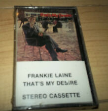 Frankie Laine That's My Desire Cassette SEALED
