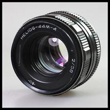 KMZ Helios - 44M-4 2/58 Sovietica Russa CCCP URSS Lens per Canon ZENIT PENTAX m42