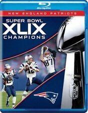 NFL Super Bowl Champions XLIX - Blu-ray Region 1
