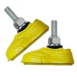 "Kool Stop ""Vans"" shoes brake pads in COLORS Old mid school BMX Haro GT Hutch SE"