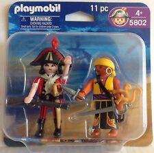 Playmobil  5802  PIRATES  -  Duo Pack  NEW