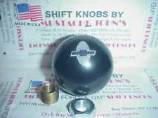"Chevrolet Truck, vintage grill badge 2 1/4"" Custom GM Licensed Shift Knob(Black)"