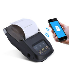 58mm Mini Portable Bluetooth Wireless Receipt Thermal Printer for Android PC OB