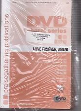Package Of 50 Alive Forever, Amen! Anthem A08366 NEW (E1-41)
