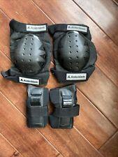 Rollerblad Medium Knee Pads And Wristguards Pads Protecters