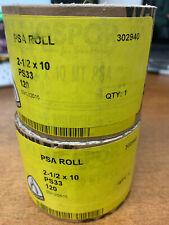 2 Klingspor 2 12x10 Ps33 120 Psa Roll 302940