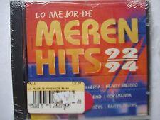 COMPILATION- LO MEJOR DE MEREN HITS 92/94. 10 TRACKS CD  New Sealed      G100