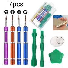 7 in 1 Reparatur öffnung Pry Werkzeuge Set Schraubendreher kit für iPhone 7/Plus