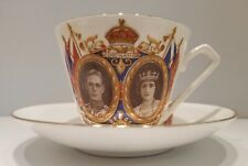 King George VI Coronation Cup And Saucer. 1937.