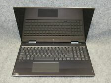 """HP ENVY x360 15.6"""" Laptop AMD Ryzen 5 2500U 2.00GHz 8GB RAM *NO HDD*"""