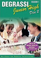 DEGRASSI JUNIOR HIGH: SEASON 1 DISC 2