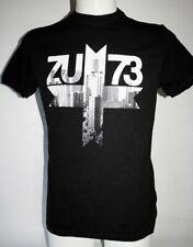 Zu+ Elements Herren T-Shirt schwarz mit Motiv Tokyo Gr. S Neu