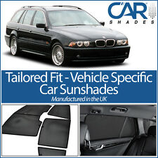 BMW 5 Series Estate 97-03 UV CAR SHADES WINDOW SUN BLINDS PRIVACY GLASS TINT