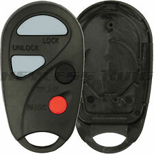 New Replacement Keyless Entry Remote Key Fob Case Shell Pad for NHVBU427