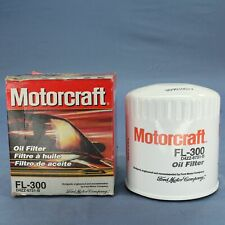New Motorcraft FL-300 Spin-on Engine Oil Filter Replacement