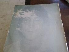 JOHN LENNON  Imgine 1st RARE ISRAEL  ISRAELI  LP