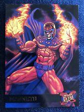 1995 Fleer Ultra Marvel X-Men Card #28 Magneto