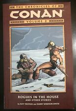 The Chronicles of Conan Volume 2 Rogues in the House- Barry Smith Issues 9-16