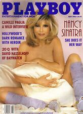 US-Playboy 05/1995   NANCY SINATRA & CINDY BROWN*   Mai/1995