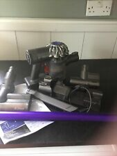 Dyson Purple DC59 Handheld Cordless Vacuum Cleaner + Mount / Accessories