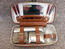 Nécessaire de manucure, coiffeur art déco 1950 toilette french antique