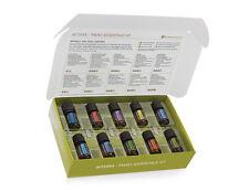 doTERRA Family Essentials Physician Kit 10 x 5ml Oils Frankincense Lavender Lem!