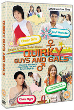 DVD:QUIRKY GUYS AND GALS - NEW Region 2 UK