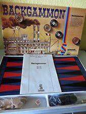 NEU Backgammon 39 Strategisch Taktik Würfel GESELLSCHAFTSSPIEL Schmidt Spielzeug