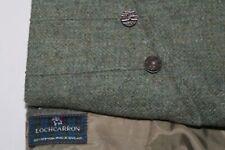 LOCHCARRON 46R Soft Tweed Green Wool Made in Scotland Jacket Blazer