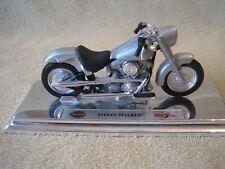 Harley Davidson Street Stalker Motorcycle (Maisto) 1:18 Die Cast Metal
