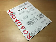 Used - Catalogue Catálogo CHOPARD 1000 Miglia RoadBook - 2001 - For Collectors