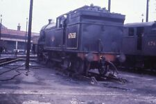 Transport Railway Colour Slide 67638 Hull MPD 1962