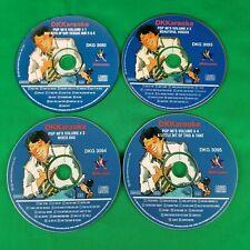Pre-Owned Lot of 4 DKKaraoke Pop 90's Volume 1-4 - DKG 3092, 3093, 3094, 3095