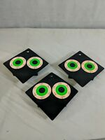 i21 Set Of 3 Hanging Halloween Light Up Eyes
