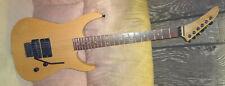 TOM ANDERSON Custom Build WOODY Electric Guitar w/ EMG-89 and Floyd Rose