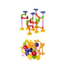58Pcs Marble Run Race Construction Maze Ball Track Building Blocks Game Kids Toy