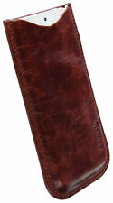 Tasche für Doro PhoneEasy 508 Case Hülle Krusell Tumba vintage braun