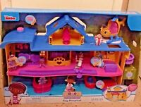 Disney Doc Mcstuffins Toy Hospital Playset Doll House 3 levels 10 pcs