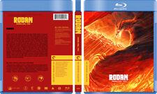 Rodan -  Rodan Showa-era 1956 Custom Blu-ray Cover w/ EMPTY Case