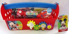 !NEW!  26 Pc. Mickey Mouse Clubhouse Handy Helper Tool Box Mickey tool box