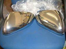 Jaguar XF chrome mirror backs set of two 2012 onwards