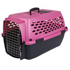 Petmate Fashion Vari Kennel 10-20lbs Dark Pink/Black