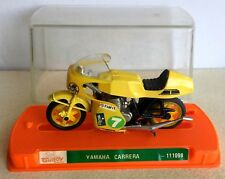 Guiloy ref 111098 Moto Yamaha Carrera 1/24ème vintage