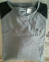 vintage rare pre serial sample PUMA Style Athletic Tee T-shirt Sportswear 572393
