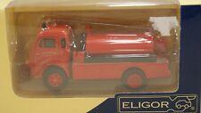 ELIGOR - BERLIET  -  CAMION DE POMPIERS  - 1/43