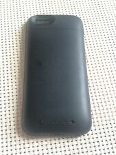 Genuine Mophie Juice Pack Plus Battery Case Power for iPhone 6s & 6  Black!