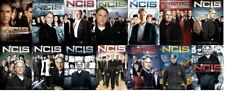 NCIS Complete Series All Seasons 1-14  DVD Set Collection Episodes TV Show Vols